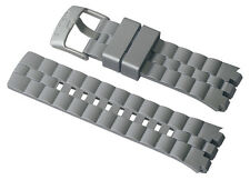 "ORIGINALE Swatch Touch Bracciale ""SILVER Bump"" (asurm 100) MERCE NUOVA"