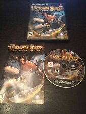 Prince of Persia: The Sands of Time (Sony PlayStation 2, PS2) Complete VGC!