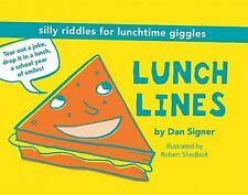 Lunch Lines by Dan Signer (2011, Record Book)