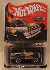 1987 Toyota Pickup 4x4 Hot Wheels Walmart 2017 Mail In #1 Real Riders Redline