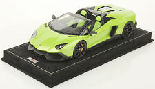 MR COLLECTION 1/18 LAMBORGHINI AVENTADOR LP720-4 ROADSTER 50TH ANIV LAMBO014B