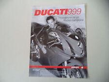 advertising Pubblicità 2002 DUCATI 999