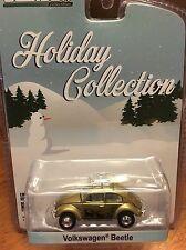 Greenlight Holiday Collection  Volkswagen Beetle.   reindeer
