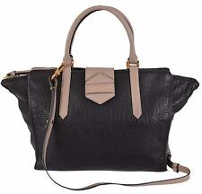 NEW Marc By Marc Jacobs $598 M0000019 Black Flipping Out Leather Purse Bag