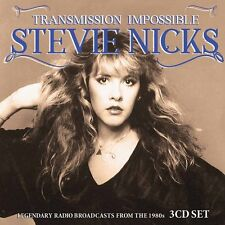 Stevie Nicks 'Transmission Impossible' (New CD Box Set)