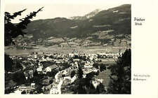 Aerial View Trieben Steiermark Austria RPPC Real Photo Postcard