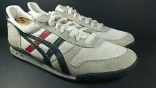 Mens sz 10.5 Onitsuka Tiger Athletic  Sneaker Shoes Grey/White /Blue/ Nice!