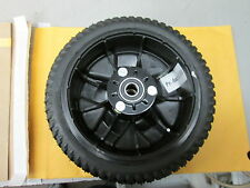 "OEM TORO WHEEL FRONT OF 30"" TURFMASTER PART# 125-5057 NEW PART# 131-4594"