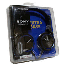 MDRXB400IP BRAND NEW Sony MDR-XB400IP 30mm Extra Bass Headphones  iPod/iPhone