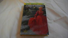 Captive Witness Nancy Drew Series #64 Hardcover