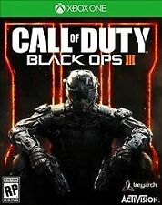 Call of Duty: Black Ops III 3 *New DISC ONLY* (XBOX ONE)