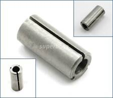 12mm to 6.35mm Collet Adaptor Shank Reducer Reducing Bit CNC Spindle Router Tool