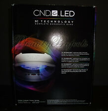 CND Led Light Lamp 3C Technology 100-240V Salon Professional Cures Shellac NEW