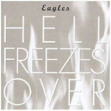 EAGLES - HELL FREEZES OVER  CD  15 TRACKS CLASSIC ROCK & POP  NEU