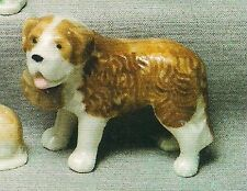 WADE ST BERNARD DOG, WHIMSIES SET 7, 1957-1959