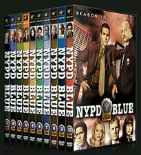 NYPD Blue: TV Series Complete Seasons 1 2 3 4 5 6 7 8 9 10  Box / DVD Set(s