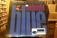 Kenny Burrell Midnight Blue LP sealed vinyl RE reissue
