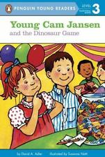 Kids cool paperback:Young Cam Jansen & The Dinosaur Game-drama @ birthday party