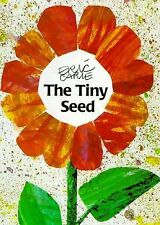The World of Eric Carle Ser.: The Tiny Seed by Eric Carle (1991, Picture Book)