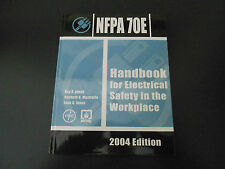 NFPA 70E Handbook for Electrical Safety in the Workplace Ray Jones NEW HARDBACK