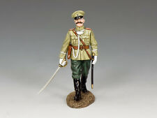 FW209 WWI Imperial Officer Marching by King and Country