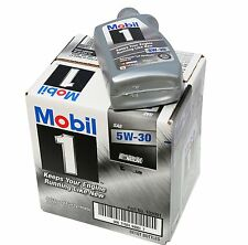 Mobil 1 94001 5W-30 Synthetic Motor Oil 1 Quart Pack of 6 New Free Shipping