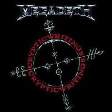 Cryptic Writings [Bonus Tracks] [Remaster] by Megadeth (CD, Jul-2004, Capitol)