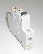 Merlin Gerin Circuit Breaker, C32H, 1A, 20050, 1 Pole, Type U, Used, Warranty