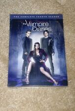 The Vampire Diaries: The Complete Fourth Season DVD NEW SEALED