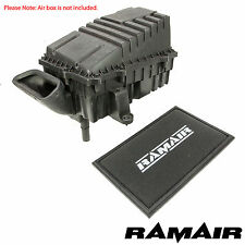 Ramair Replacement Panel Foam Air Filter for Audi RS3 TTS TTRS Q3 2.5 TFSI & V6