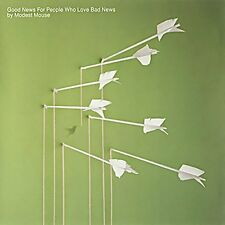 Modest Mouse-GOOD NEWS FOR PEOPLE WHO LOVE BAD NEWS  (US IMPORT)  VINYL LP NEW