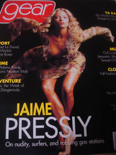 2000 Gear Jaime Pressly HOT cover + Coco Lee + Anouk + Debbie Diamond