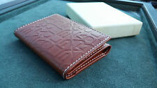 Rare ROLEX Men's Trifold Wallet / Money Clip NIB - AUTHENTIC