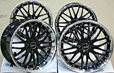 "19"" cruize 190 bpl alloy wheels fit bmw série 5 E39 E60 E61 F10 F11 gt"