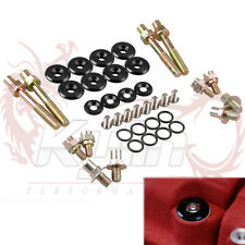 KYLIN ACURA HONDA B-SERIES B16 LOW PROFILE ENGINE VALVE COVER WASHER BOLT BLACK