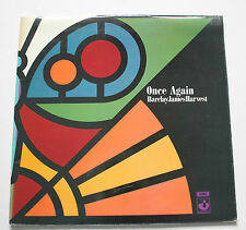 Barclay James Harvest / Once Again / UK 2nd press LP /A1-B1 MATRIX / EX+