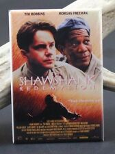 "The Shawshank Redemption Movie Poster 2"" X 3"" Fridge Magnet. Stephen King"