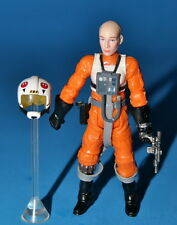 STAR WARS LEGACY PLOURR ILO X-WING PILOT ROGUE SQUADRON LOOSE COMPLETE