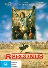 8 Seconds DVD NEW