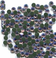 Rhinestones 3mm 10ss Crystal  AB PINK Hot Fix 144 PC  1 gross