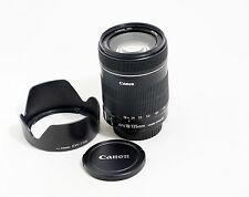 Canon EF-S 18-135mm F/3.5-5.6 IS Lens t1i t2i t3i t4i t5i t6i 40D 50D 60D 70D 7D