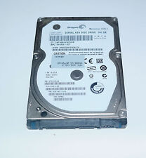 "Seagate ST9160411AS Momentus 7200.3, 160GB 7200RPM 2.5"" Laptop SATA Hard Drive"