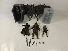 LOT OF JAKKS TOYS VAN HELSING ACTION FIGURES 2004 ANNA VALERIOUS KATE BECKINSALE