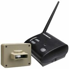 Chamberlain Outdoor Sensor Wireless Driveway Motion Alert Alarm Detector System