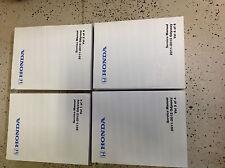 2011 2012 Honda Odyssey VAN Service Repair Shop Workshop Manual Set Brand New