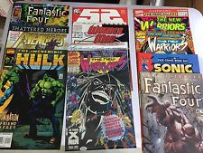 HUGE Lot of 70-75 MARVEL and Random  Comic Books  FREE SHIPPINIG
