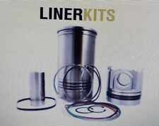 3406B, 3406C 9Y9889LK Liner kit for Caterpillar (CAT) engine/piston