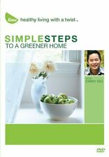 Simple Steps To a Greener Home (DVD) Danny Seo  NEW