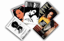 DIANA ROSS - SET OF 5 A4 POSTERS # 1
