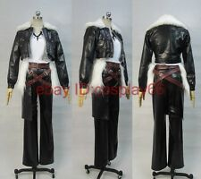 Final fantasy Squall Leonhart FF8 Cosplay Costume Any Size